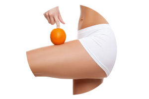 Cellulite- und Altershautbehandlung